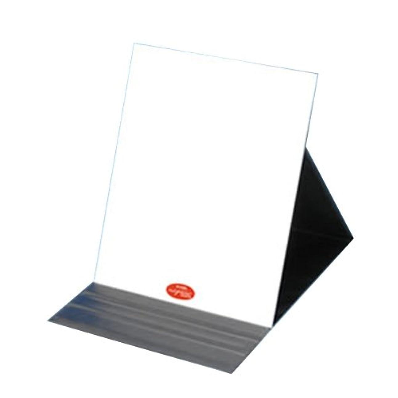 心理的かりてさておき堀内鏡工業 ナピュア プロモデル角度調整3段階付き折立ミラー エコLL 単品