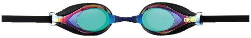 [해외]arena (아레나) 수영 고글 습기 방지 타입 (미러 가공) Q-CHAKU AGL-2400/arena (Arena) Swimming goggles Anti-fog type (mirror processing) Q-CHAKU AGL-2400