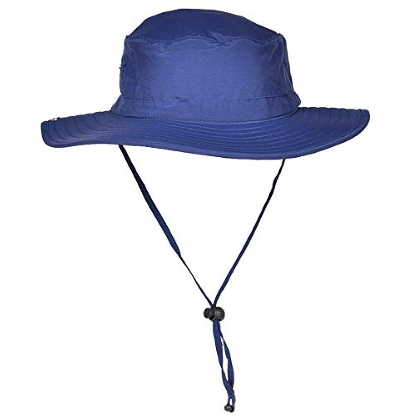 維持ポスト印象派枯渇[マウンテンハンター] ハット 帽子 日焼け 防止 UPF50+ uvカット サファリハット メンズ 登山 釣り アウトドア