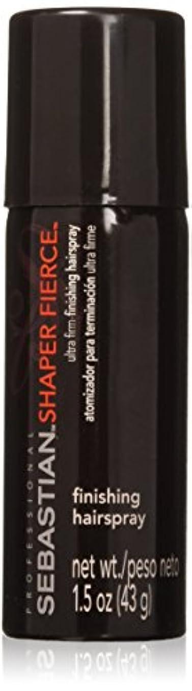 分割パンサー変装したSebastian プロフェッショナルシェイパー激しいヘアスプレー、1.5オンス 1.5オンス 髪は1.7オズスプレー