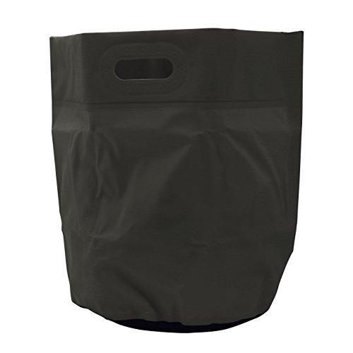 TARP BAG/タープバッグ ラウンド(M) 35L【ブラック】 EZ020 BK