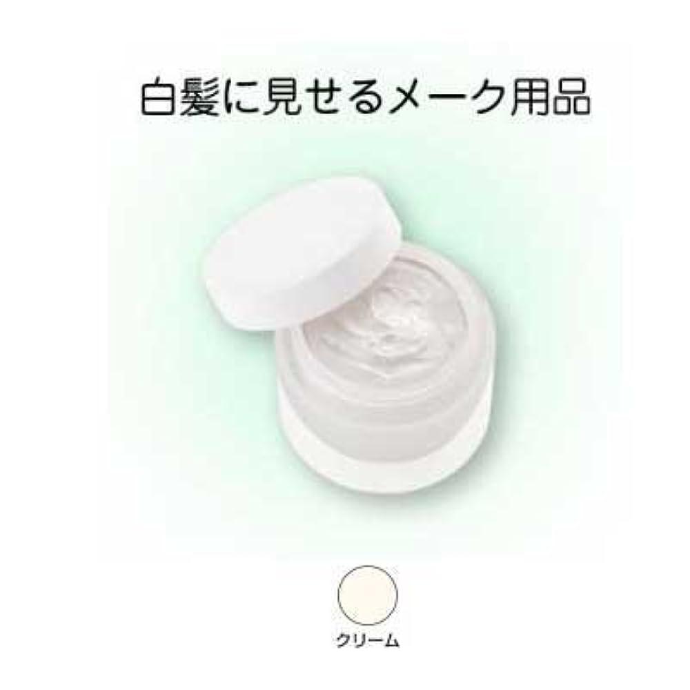 唇ホストおとなしいヘアシルバー 33g クリーム【三善】