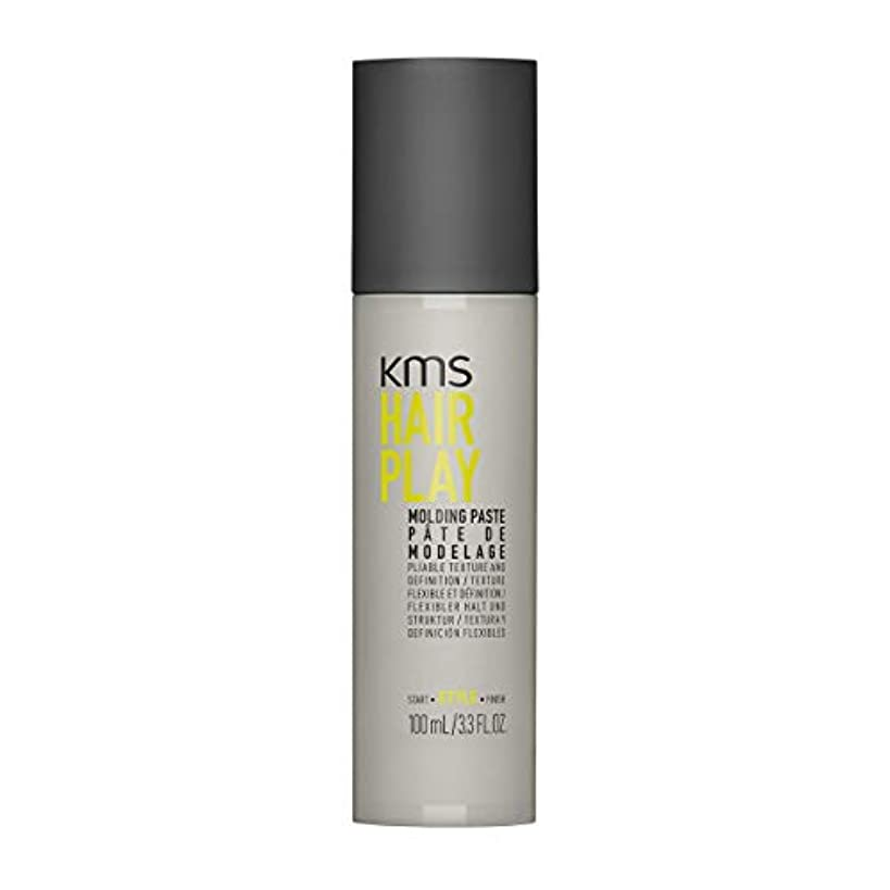 孤独珍しい物語KMSカリフォルニア Hair Play Molding Paste (Pliable Texture And Definition) 100ml