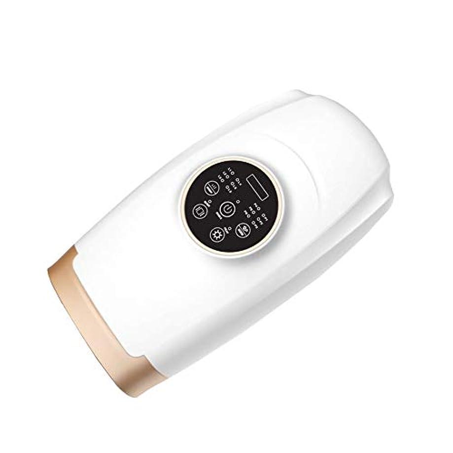 スピーカー保護小切手手のマッサージャーのコードレス電気手首の手のひらの先の尖端のマッサージのための空気圧縮そして熱療法の関節炎の手根管の痛みの軽減,B