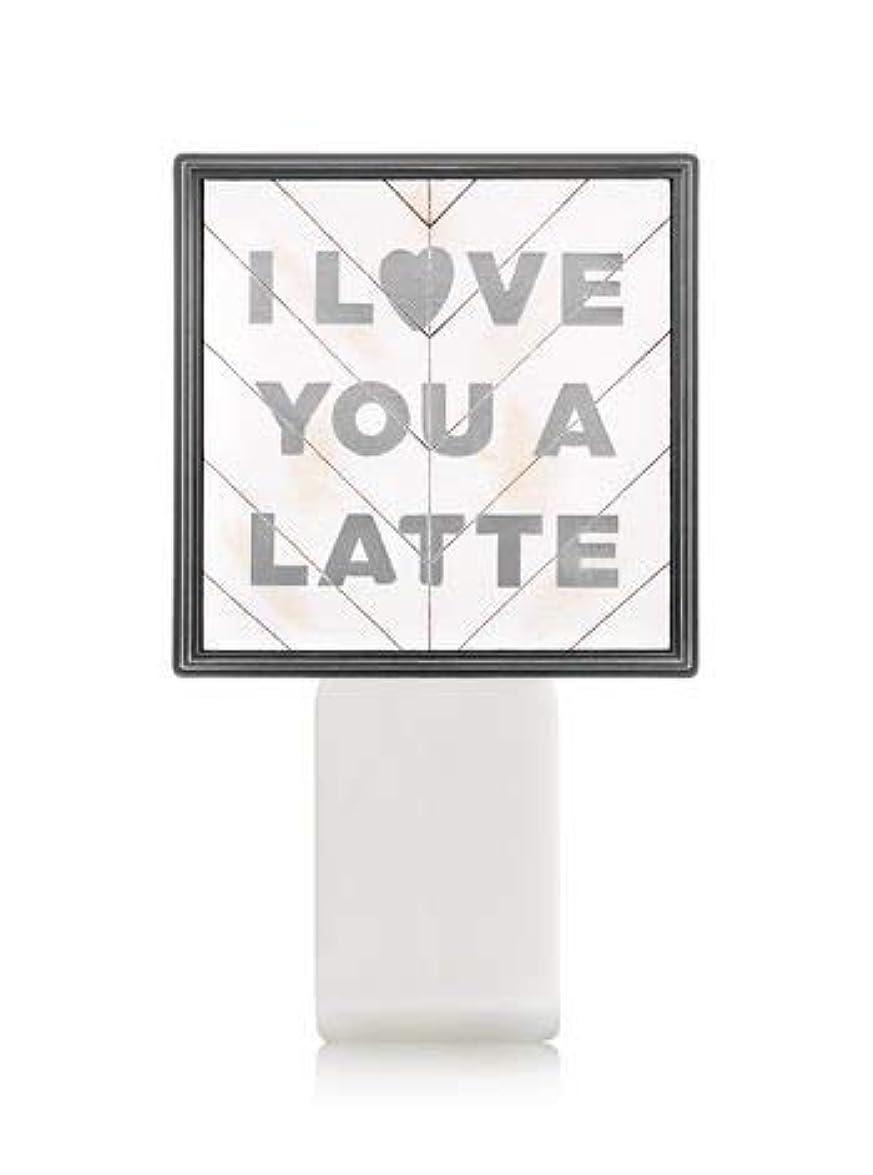 こしょう指定する盲信【Bath&Body Works/バス&ボディワークス】 ルームフレグランス プラグインスターター (本体のみ) アイラブユー Wallflowers Fragrance Plug I Love You a Latte...