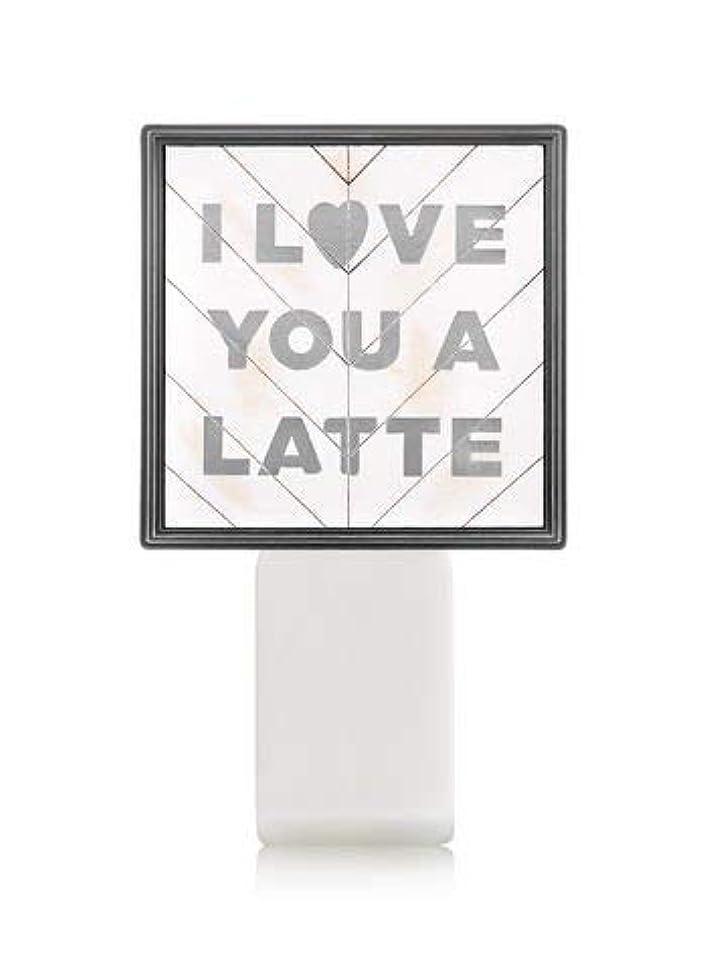 申し立てる批評退屈【Bath&Body Works/バス&ボディワークス】 ルームフレグランス プラグインスターター (本体のみ) アイラブユー Wallflowers Fragrance Plug I Love You a Latte [並行輸入品]