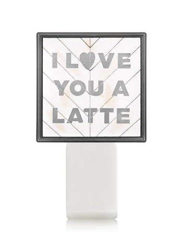 革新乞食休眠【Bath&Body Works/バス&ボディワークス】 ルームフレグランス プラグインスターター (本体のみ) アイラブユー Wallflowers Fragrance Plug I Love You a Latte...