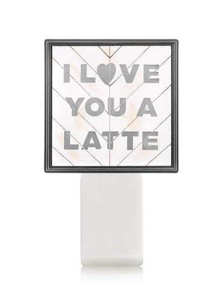 マウントバンク子孫対抗【Bath&Body Works/バス&ボディワークス】 ルームフレグランス プラグインスターター (本体のみ) アイラブユー Wallflowers Fragrance Plug I Love You a Latte...