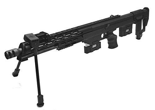S&T DSR-1 ガスライフル BK(無刻印ver)