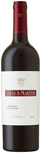 【ワイナリーから直輸入】ナパヴァレーの秀逸ワイナリーが造る、ベリーの風味あふれる赤ワイン ルイ M. マルティーニ カベルネ ソーヴィニヨン カリフォルニア 750ml[アメリカ/赤ワイン/フルボディ/Winery Direct]
