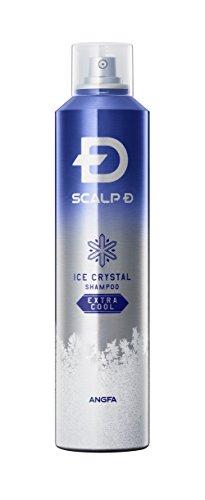 スカルプD アイスクリスタル 炭酸スカルプシャンプー オイリー エクストラクール