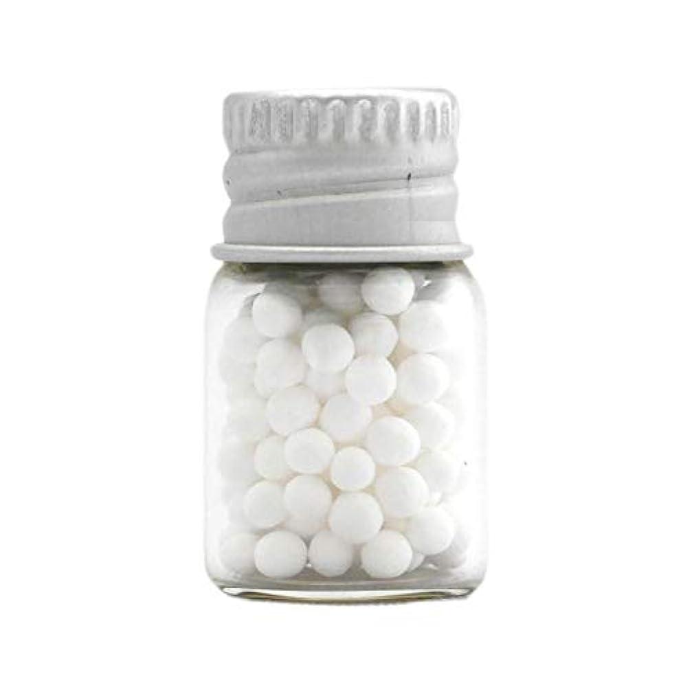 公文明化格差アロマ?エコビーズ(直径約2mm)0.5g 銀色フタ付きミニボトル入り 香りをしみこませることのできるアロマボール