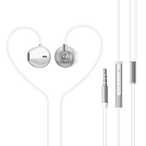 【Humixx】 イヤホン ヘッドホン 高品質 重低音 抜群のフィット感 有線 兼容性 カッコイイ ...