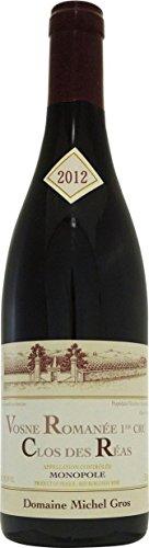 ミシェル・グロ ヴォーヌ・ロマネ 1er クロ・デ・レア 750ml [フランス/赤ワイン/辛口/フルボディ/1本]