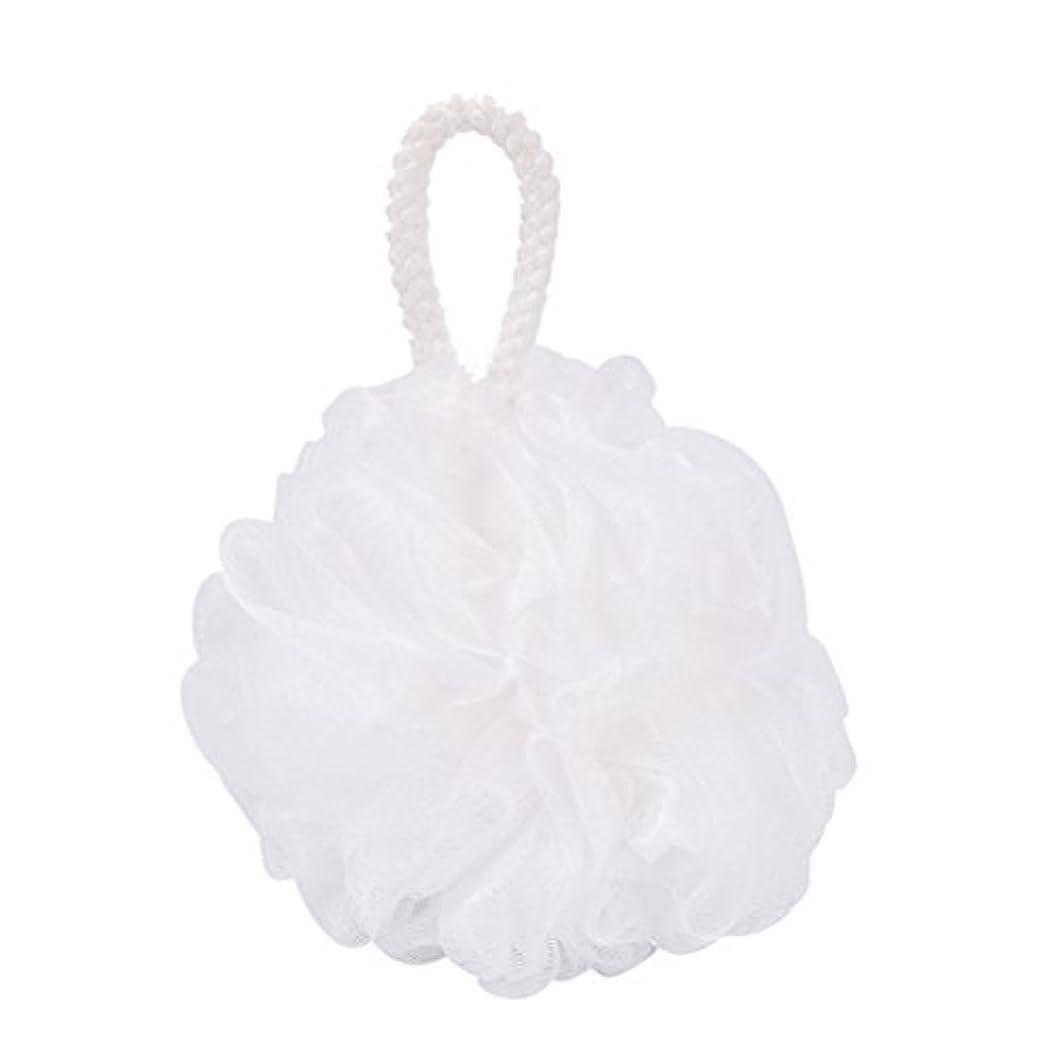マットレスビデオ大事にするTenlacum バスフラワーボールスポンジ 泡を泡立てるメッシュネット 超柔軟 ボディ 風呂ボール