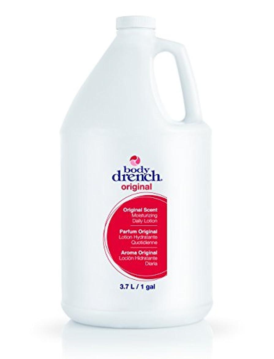 例示する混雑ステージBody Drench Moisturizing Lotion, 128 Ounce / 3.7 litres by Body Drench
