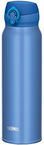 サーモス 真空断熱ケータイマグ 0.75L メタリックブルー