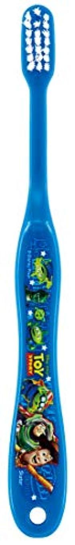 最初にマイルキロメートルスケーター 歯ブラシ 小学生用 (6-12才) 毛の硬さ普通 15.5cm トイストーリー ディズニー TB6S