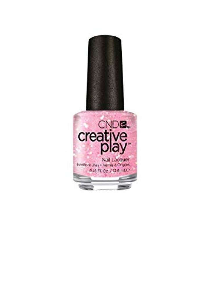 テラス運賃ハイキングに行くCND Creative Play Lacquer - Pinkle Twinkle - 0.46oz / 13.6ml