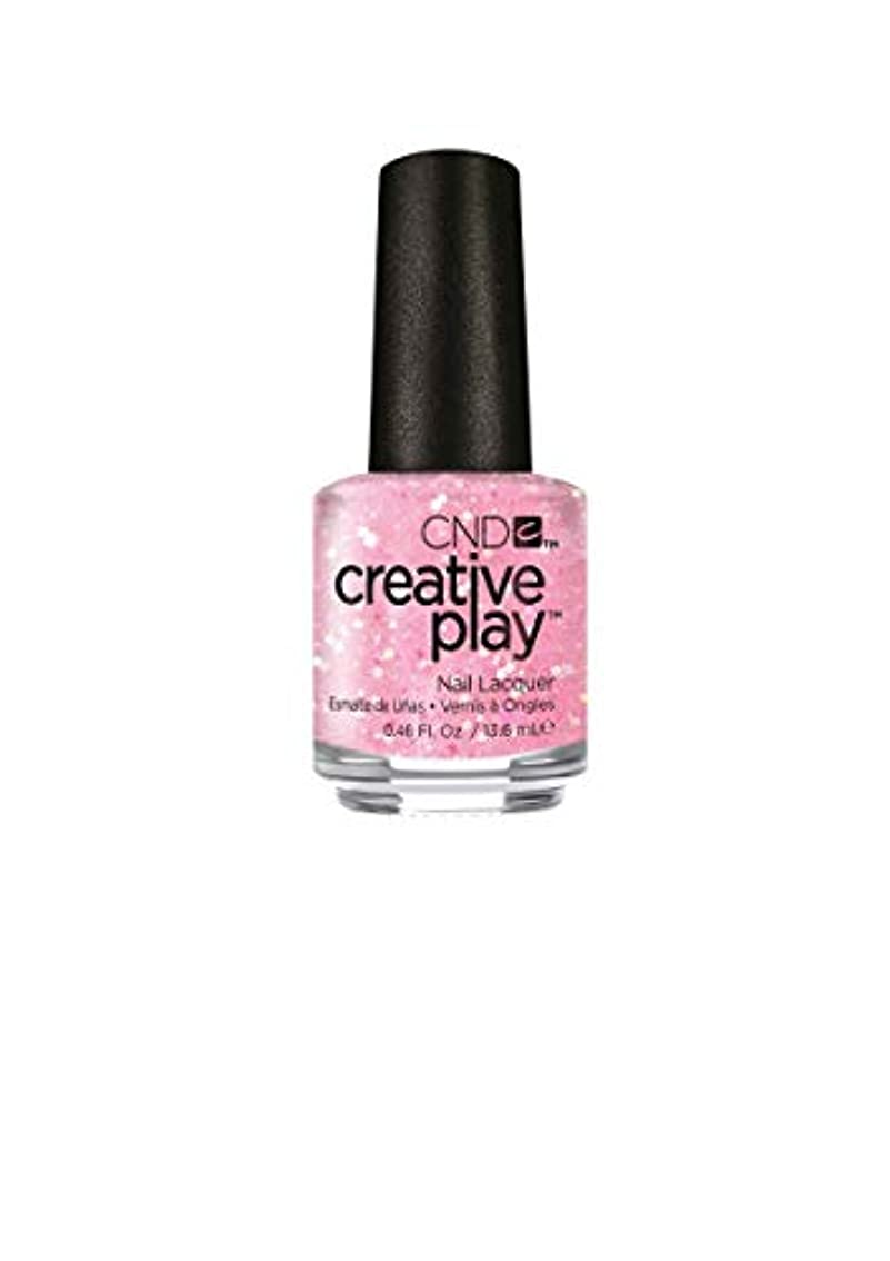 伝導率空いている寄生虫CND Creative Play Lacquer - Pinkle Twinkle - 0.46oz / 13.6ml