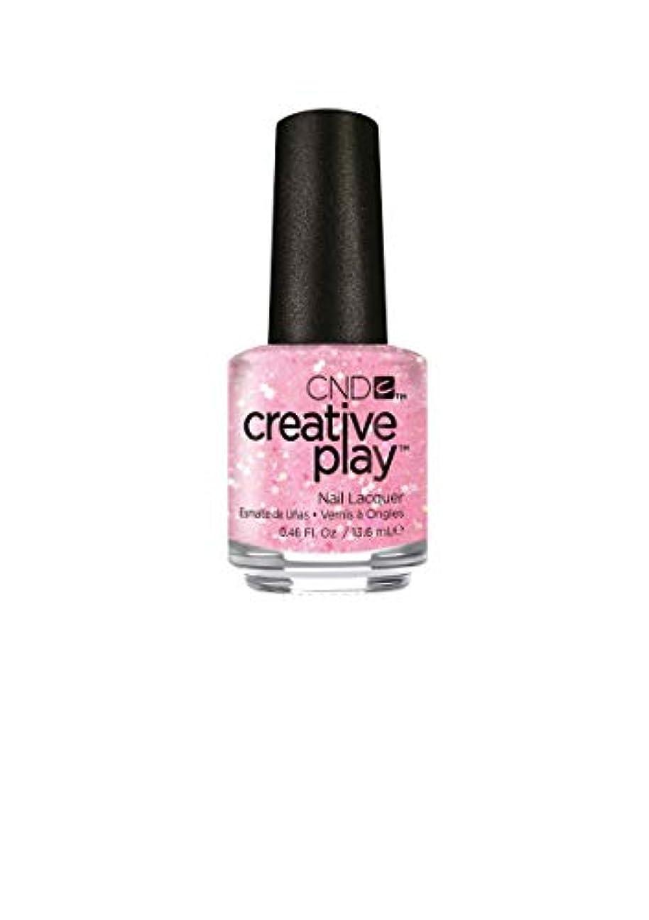 極めて動かない下るCND Creative Play Lacquer - Pinkle Twinkle - 0.46oz / 13.6ml