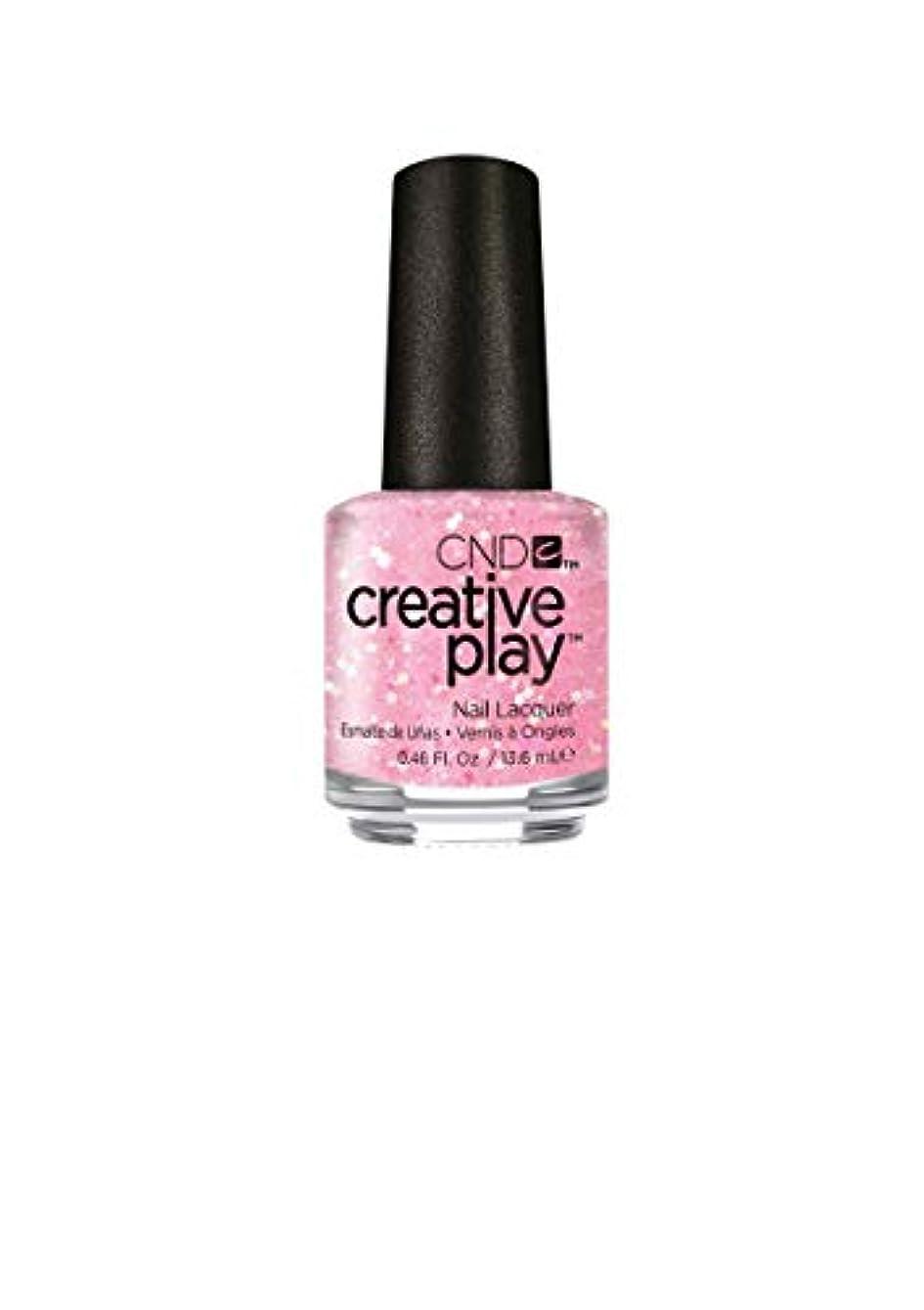 不潔ブラウザオーバードローCND Creative Play Lacquer - Pinkle Twinkle - 0.46oz / 13.6ml