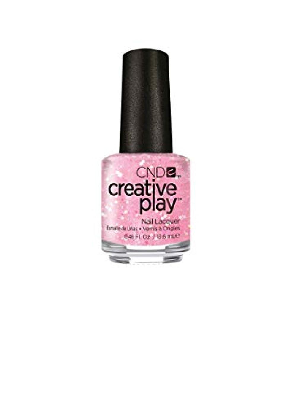 キー伝染性の前にCND Creative Play Lacquer - Pinkle Twinkle - 0.46oz / 13.6ml