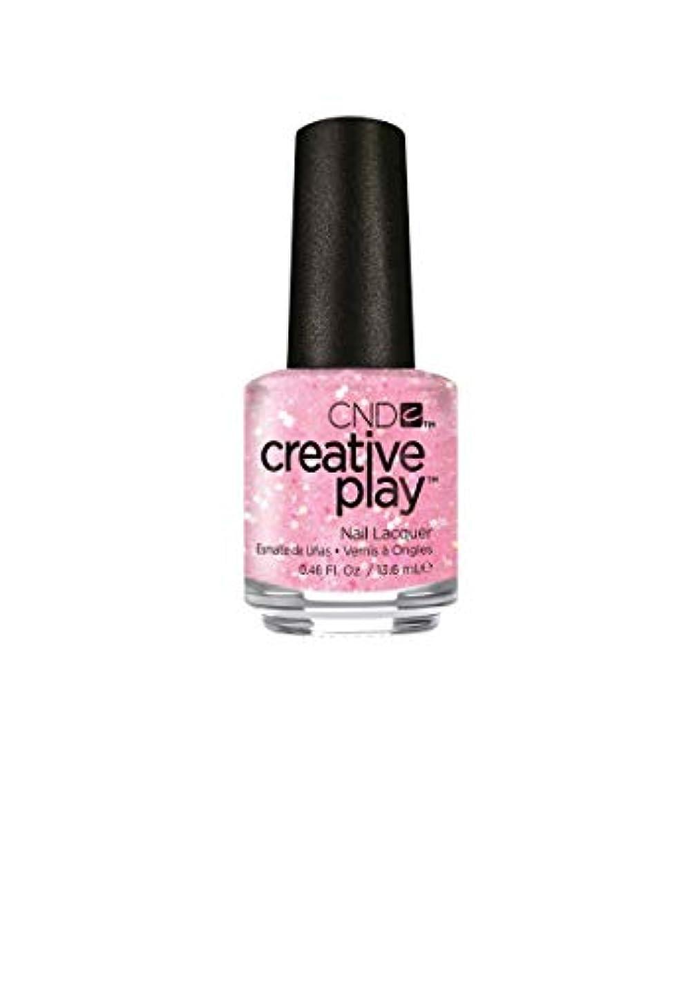 符号延ばす実現可能CND Creative Play Lacquer - Pinkle Twinkle - 0.46oz / 13.6ml