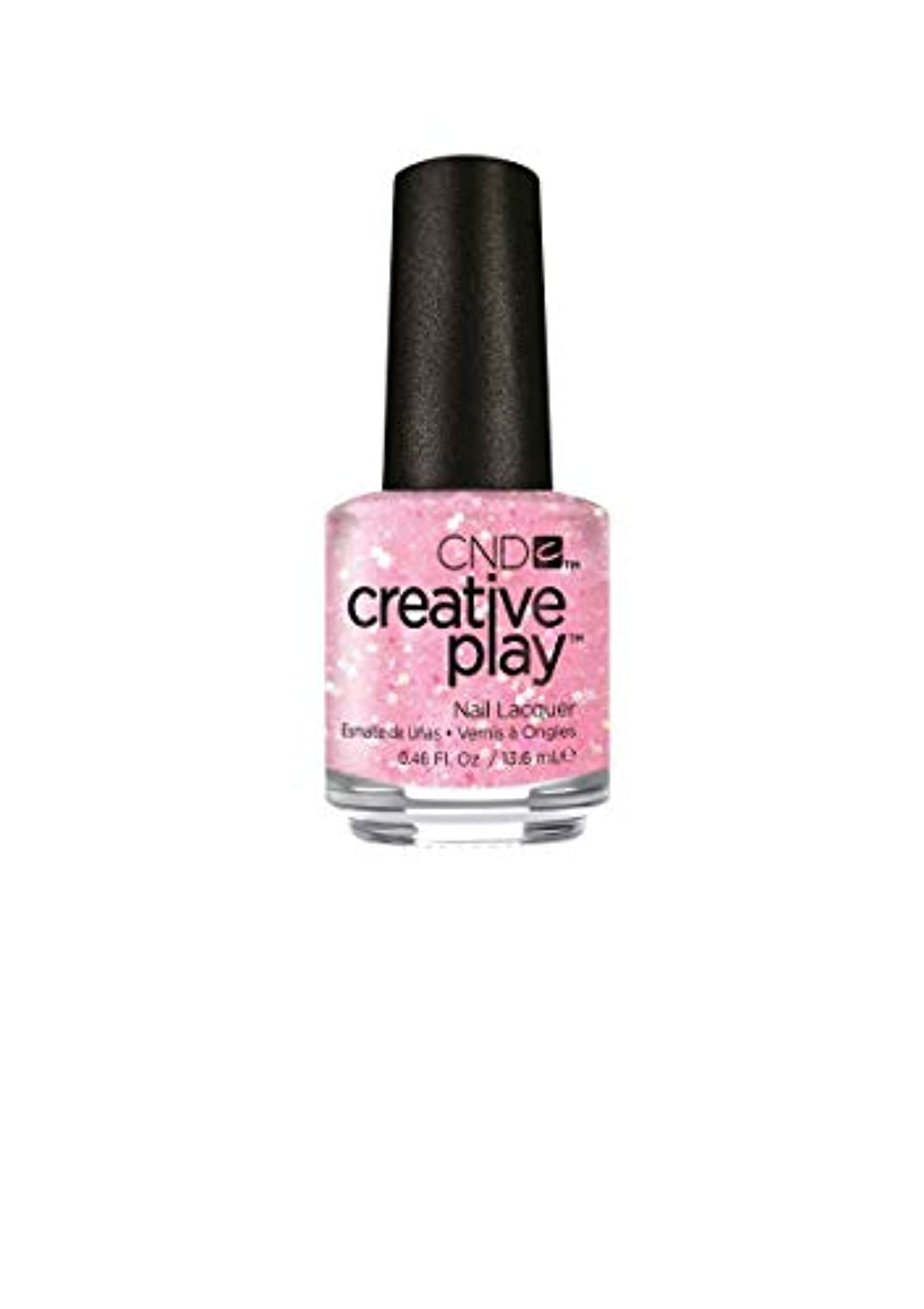 野ウサギ失礼なリフレッシュCND Creative Play Lacquer - Pinkle Twinkle - 0.46oz / 13.6ml