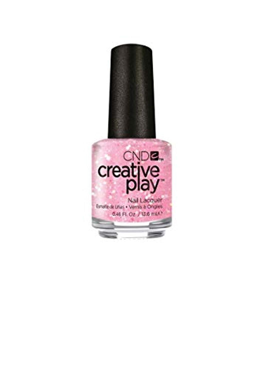 ご飯壮大な今後CND Creative Play Lacquer - Pinkle Twinkle - 0.46oz / 13.6ml