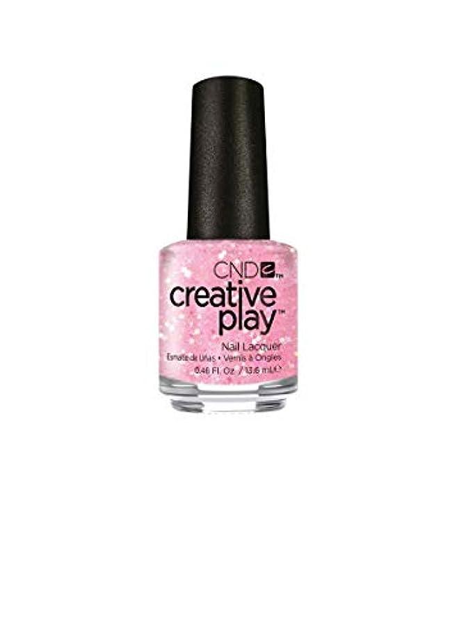 望ましい細心の吹雪CND Creative Play Lacquer - Pinkle Twinkle - 0.46oz / 13.6ml