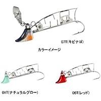 シマノ テンヤ 太刀魚ゲッター 時短テンヤびりびり OO-303K 01T ナチュラルグロー サイズ(号):3