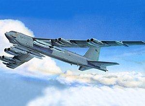 タミヤ イタレリ 1/72 飛行機シリーズ 1262 ボーイング B-52H ストラトフォートレス 38062
