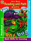 My Big Reading and Math Book: Preschool-Advanced