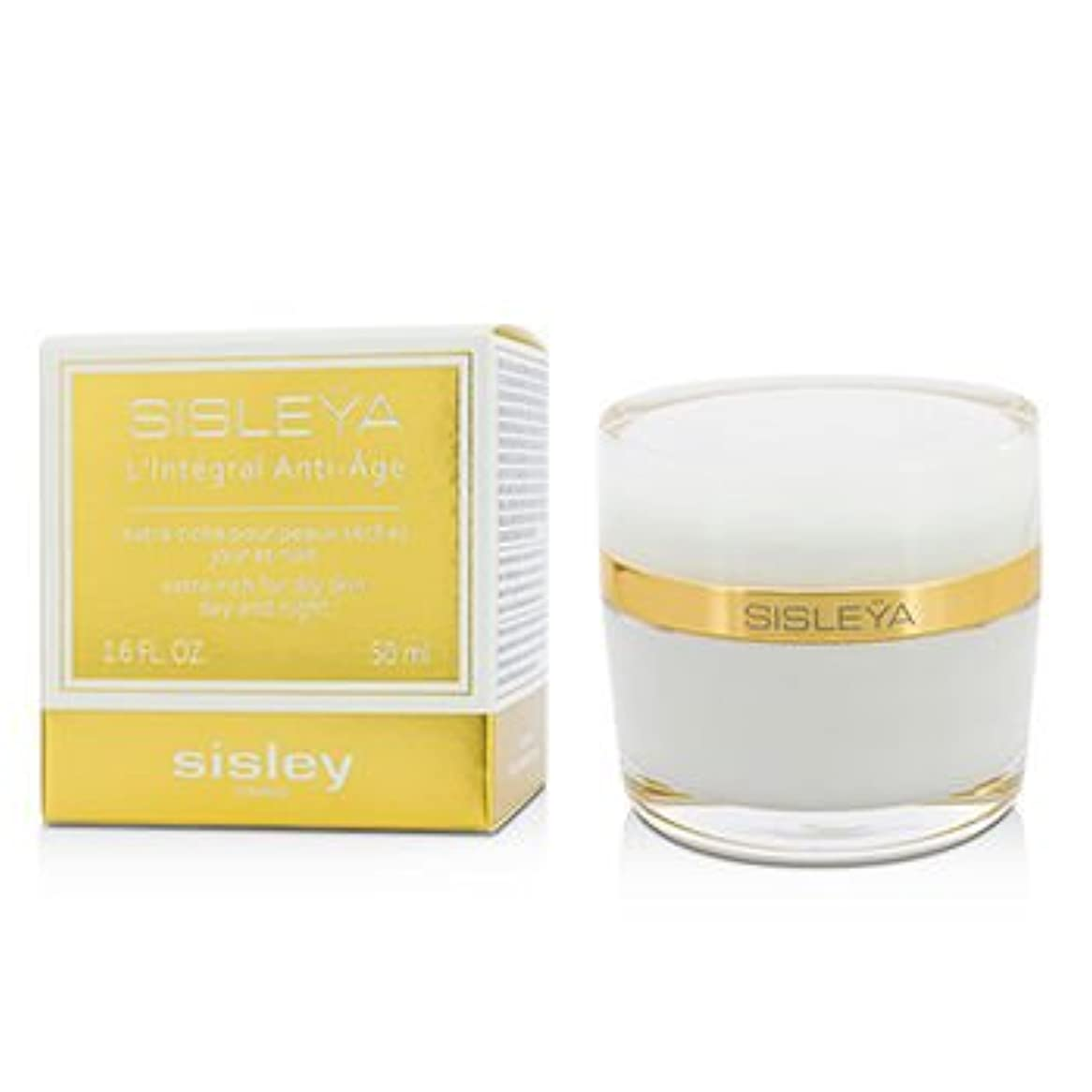 学んだ費やすマーティフィールディング[Sisley] Sisleya LIntegral Anti-Age Day And Night Cream - Extra Rich for Dry skin 50ml/1.6oz