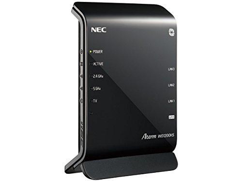 NEC Aterm WG1200HS 11ac/n/a(5GH...