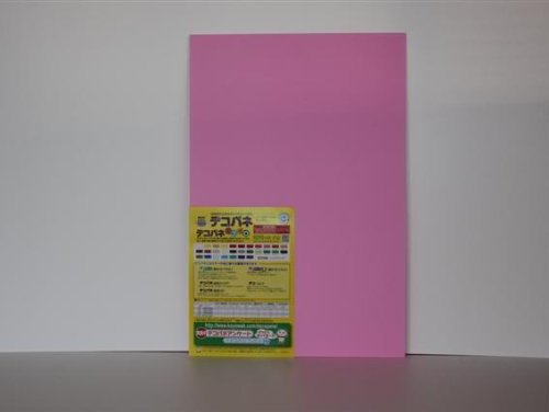 [해외]데코빠네 A4 (파스텔 핑크)/Decorpane A 4 (pastel pink)