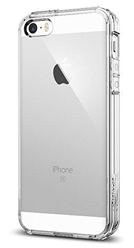 【Spigen】 iPhone SE ケース, ウルトラ・ハイブリッド [ ...