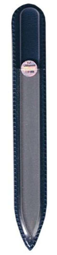 数学的な気分人道的ブラジェク ガラス爪やすり 140mm 片面タイプ(プレーン)