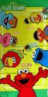 Sesame Street Friends新しいデザインビーチ/バスタオル