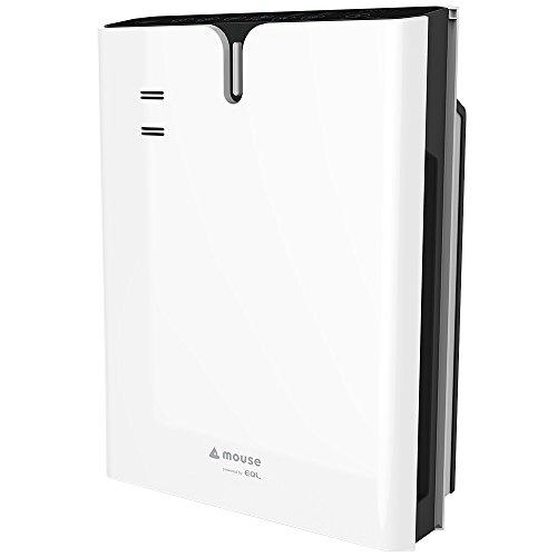 【追加オプション】mouse スマートホーム(IoT製品) スマート空気清浄機 外出先からもお部屋の空気状態を確...