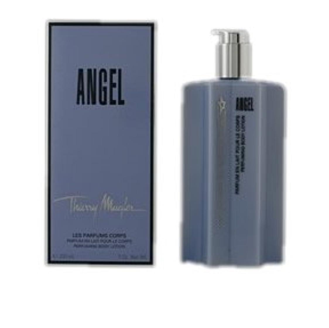 拍車気まぐれな伝導率Thierry Mugler Angel Perfuming Body Lotion 200ml [並行輸入品]