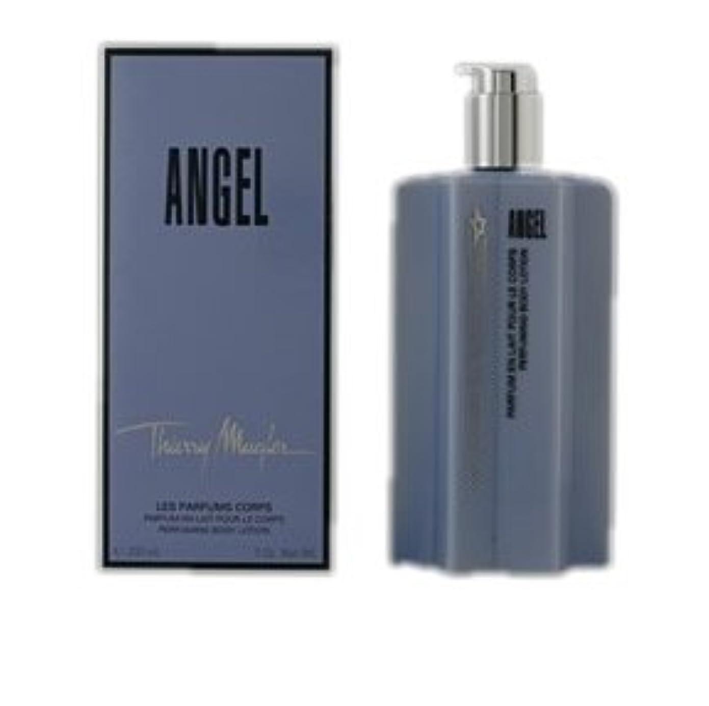 傾いたうんざりプログレッシブThierry Mugler Angel Perfuming Body Lotion 200ml [並行輸入品]