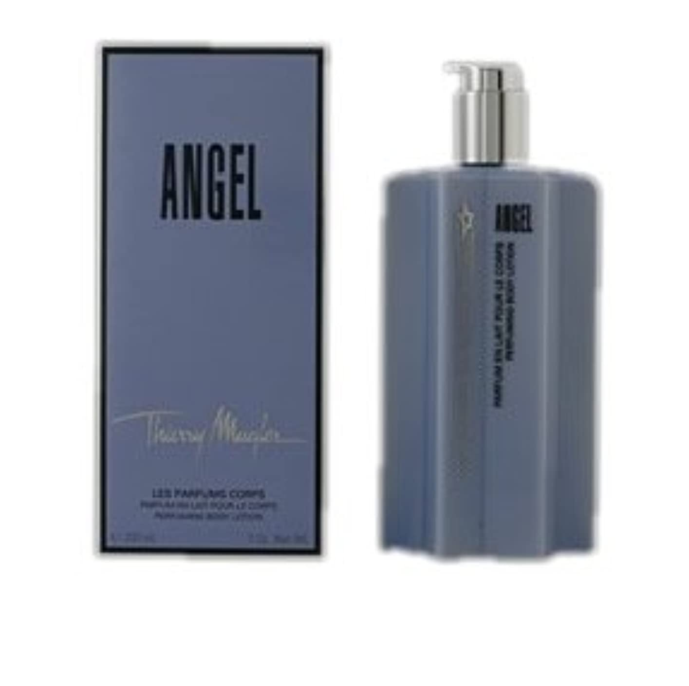 強盗ミスペンド波紋Thierry Mugler Angel Perfuming Body Lotion 200ml [並行輸入品]