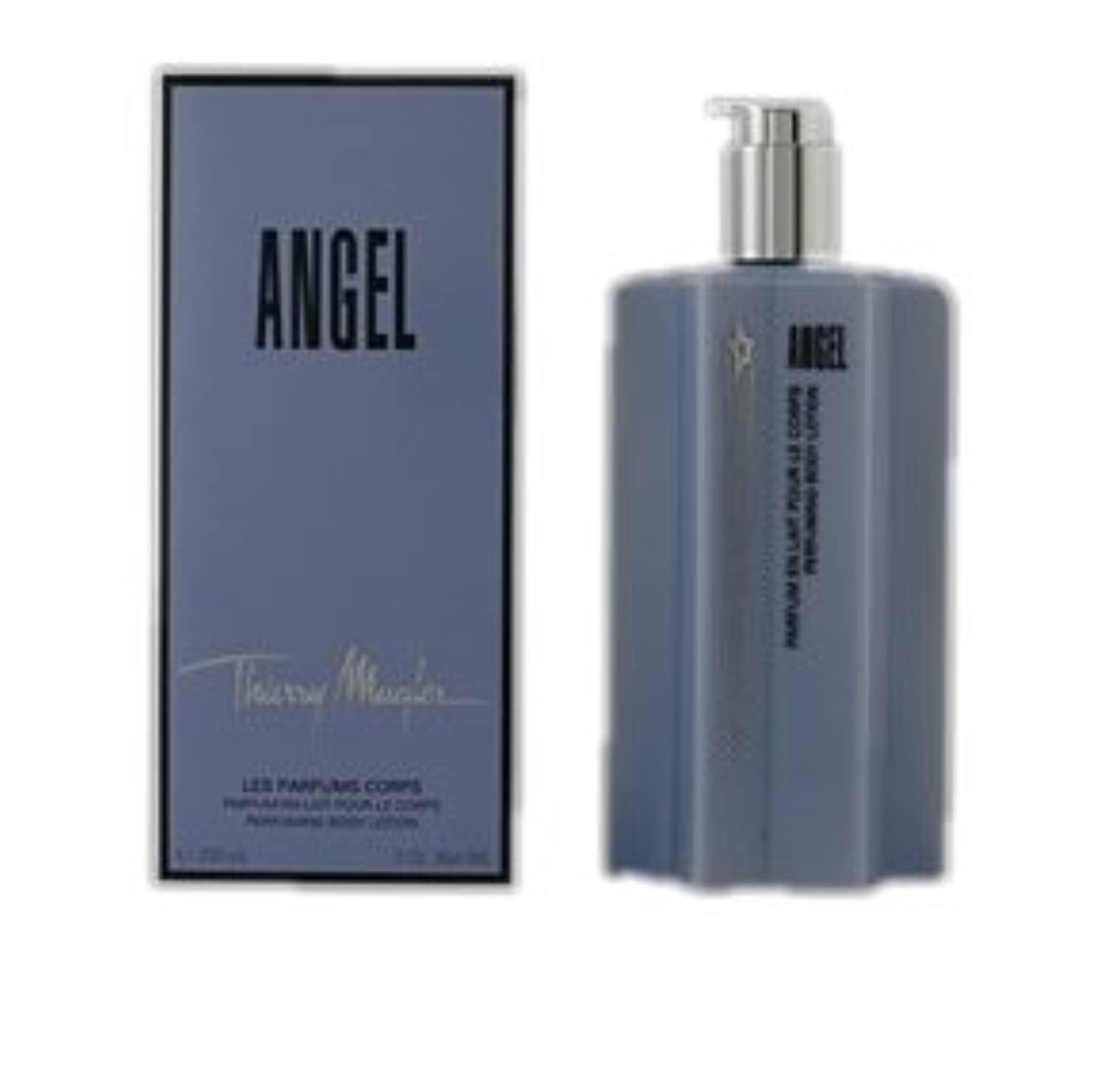 単位チャップ部屋を掃除するThierry Mugler Angel Perfuming Body Lotion 200ml [並行輸入品]