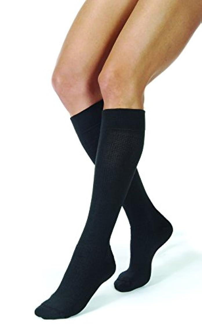 回転する補充委任するActivewear ひざ下丈加圧ソックス(つま先あり) クールブラック S 海外直送