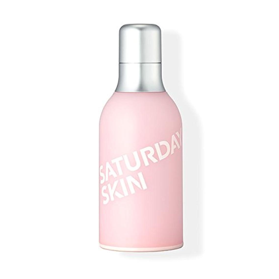 受賞不健康役職韓国コスメ Saturday skin サタデースキン ハイドレーティングエッセンスミスト(化粧水/フェイスミスト) 130ml