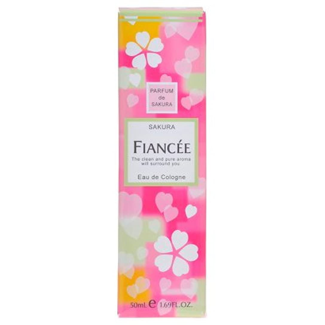 たっぷり強調請求可能フィアンセ ボディミスト さくらの香り(オーデコロン)50ml
