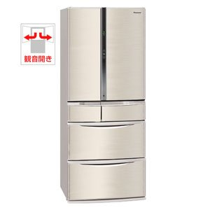 【NR-F605T-N】 パナソニック トップユニット冷蔵庫 [603L]
