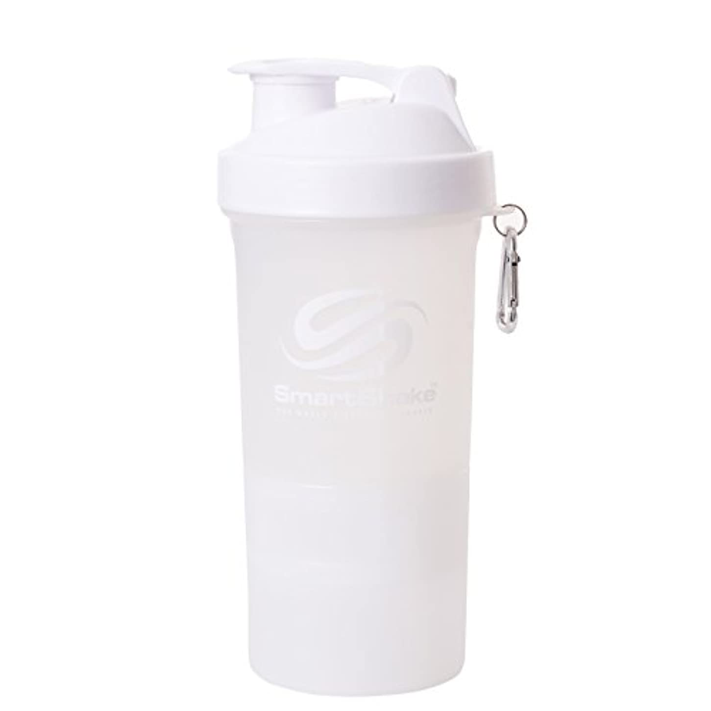 旅行自明卒業SmartShake 600ml/20oz Neon White